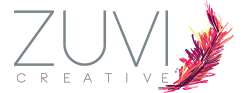 Zuvi Creative Mobile Logo
